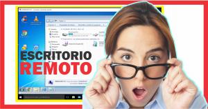 Como utilizar el escritorio remoto en Windows
