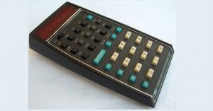 HP lanza la primera calculadora científica