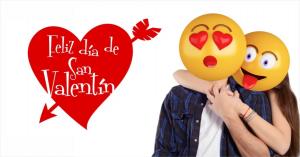 Emojis y hashtags más usados en el Día del Amor y la amistad