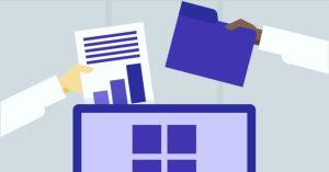 Como identificar las extensiones de archivos