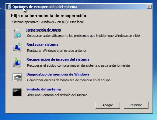 Comprobar errores en el disco duro con CHKDSK