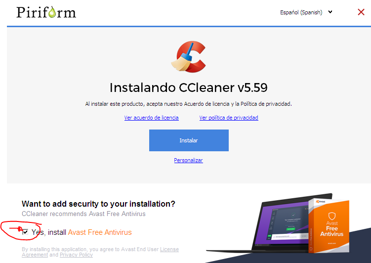 Realizar la limpieza y optimización del registro de Windows con CCleaner