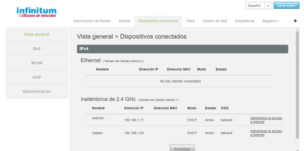 Como configurar la red wifi de tu módem