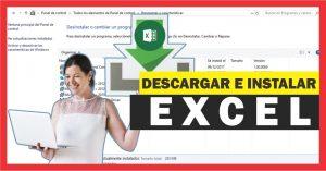 Como descargar e instalar Excel