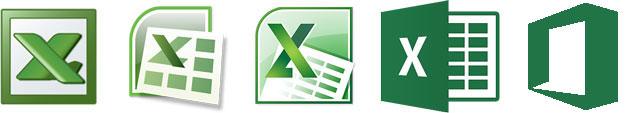 Introducción a Excel - versiones