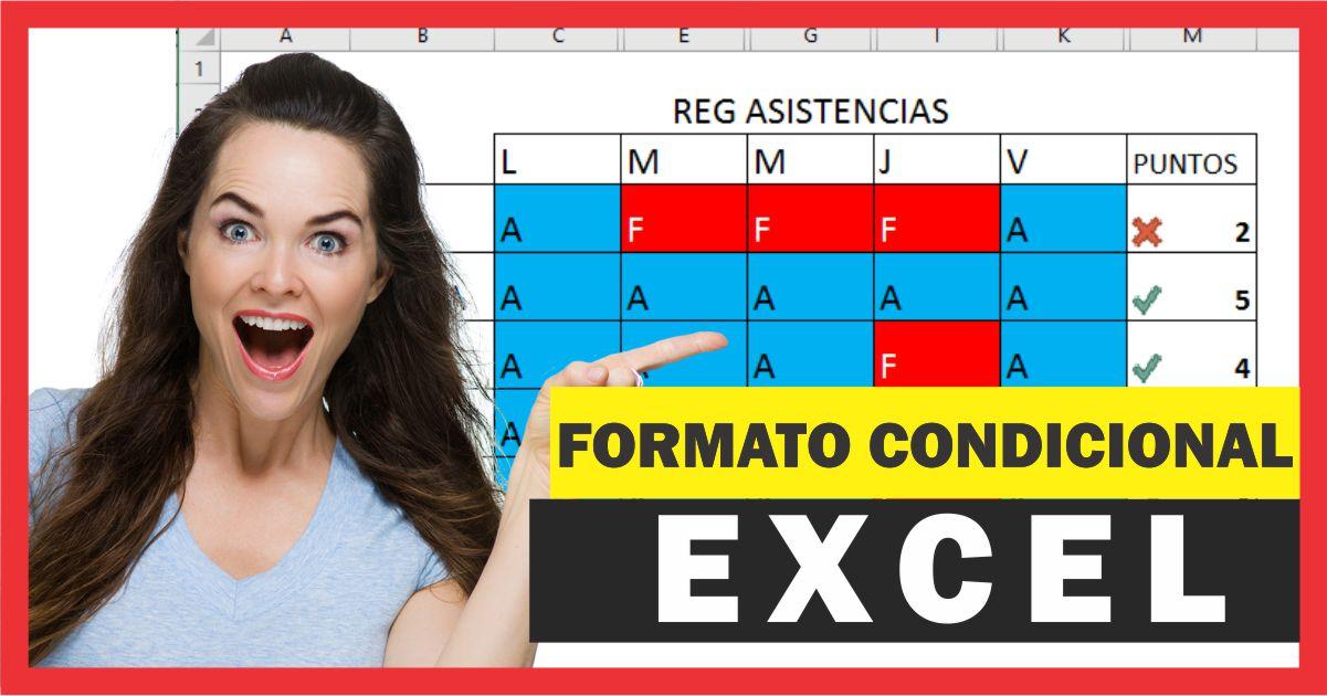 Como utilizar el FORMATO CONDICIONAL en Excel