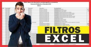 Uso de filtros en Excel – Ejemplo practico